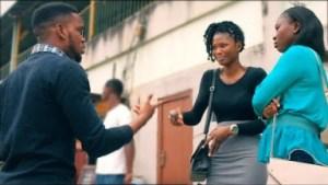Video: Zfancy Tv Comedy - Picking Up Girls the Naija Way (African Pranks)